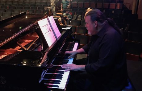 Music director Ron Barnett