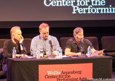 Panelists at the ASCAP workshop
