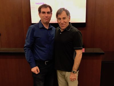 Michael Gordon Shapiro with Stephen Schwartz