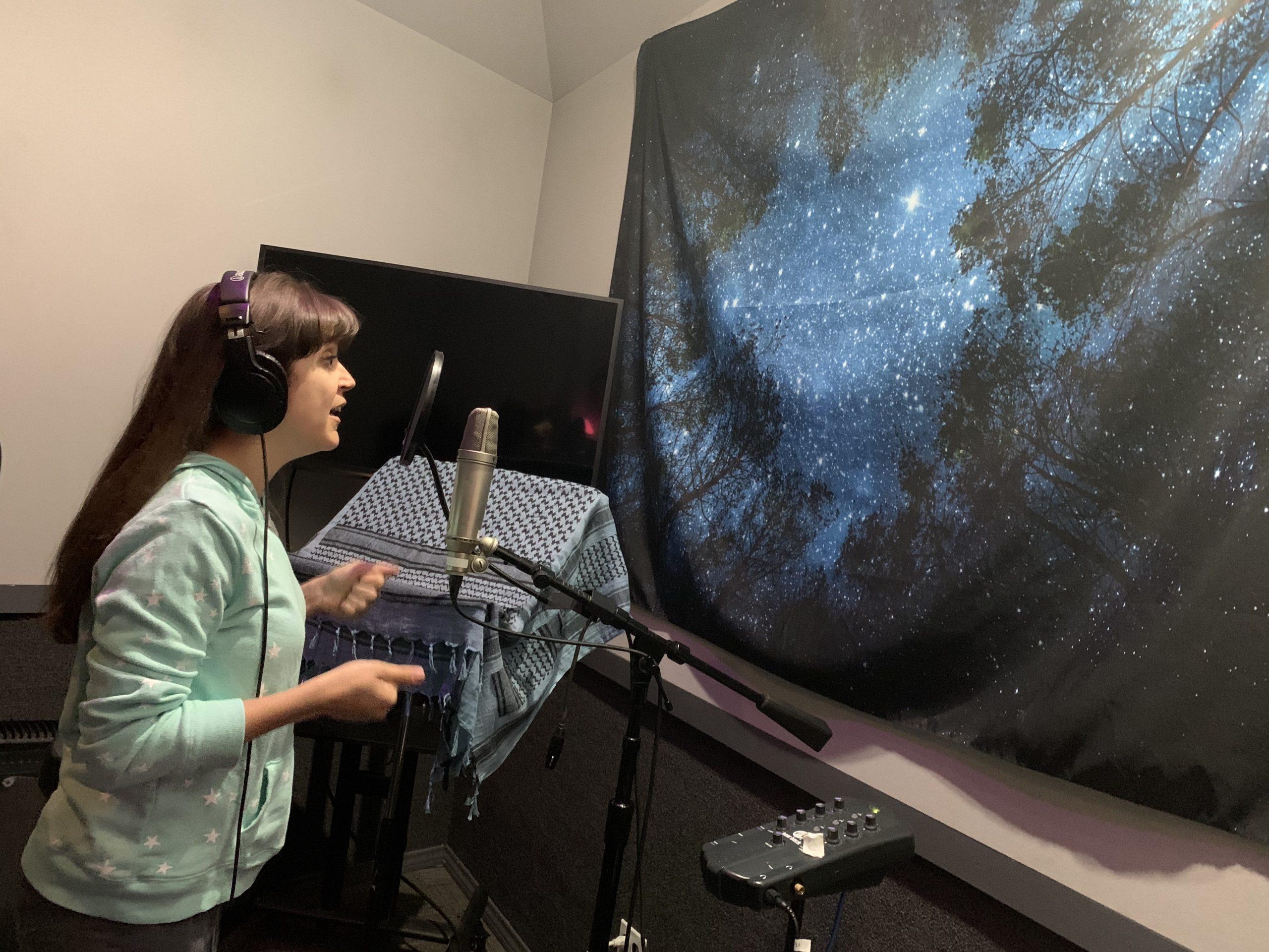 Cast album recording (still) underway!